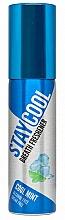 Parfums et Produits cosmétiques Spray d'haleine fraîche goût menthe - Stay Cool Breath Fresheners Cool Mint