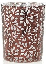 Parfums et Produits cosmétiques Photophore en verre texturé à effet bronze en dégradé pour bougie votive - Yankee Candle Sheridan Holder