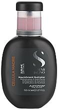 Parfums et Produits cosmétiques Concentré à l'acide lactique pour cheveux - Alfaparf Semi Di Lino Cellula Madre Nourishment Multiplier