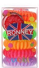 Parfums et Produits cosmétiques Élastiques à cheveux - Ronney Professional Funny Ring Bubble 5