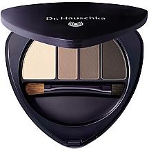 Parfums et Produits cosmétiques Palette de maquillage pour yeux et sourcils - Dr Hauschka Eye & Brow Palette