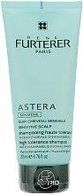 Shampooing à l'hamamélis pour cuir chevelu sensible - Rene Furterer Astera High Tolerance Shampoo — Photo N3