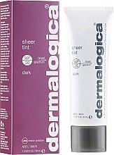 Parfums et Produits cosmétiques Soin teinté à l'extrait de lavande pour visage - Dermalogica Daily Skin Health Sheer Tint SPF20