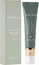 Parfums et Produits cosmétiques Crème anti-rides pour le contour des yeux - Oriflame NovAge Ecollagen Wrinkle Power Eye Cream