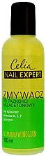 Parfums et Produits cosmétiques Dissolvent doux sans acétone, arôme Raisin - Celia Nail Expert