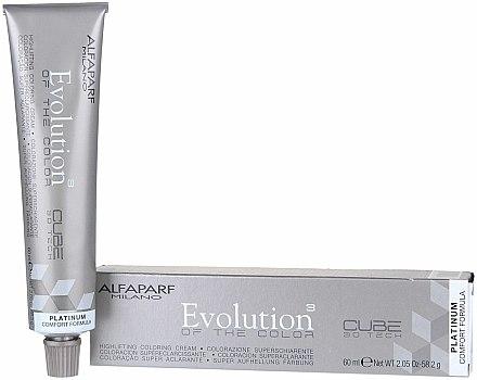 Coloration super éclaircissante pour cheveux - Alfaparf Evolution of the Color