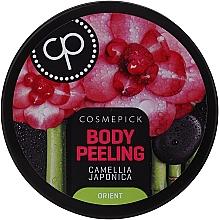 Parfums et Produits cosmétiques Gommage à l'huile de graines de camélia du Japon pour corps - Cosmepick Body Peeling Camellia Japonica