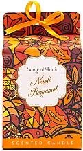 Parfums et Produits cosmétiques Bougie parfumée au néroli et bergamote - Song of India Scented Candlee