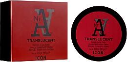 Parfums et Produits cosmétiques I.C.O.N. MR. A. Transclucent Pomade Strong Elastic - Pommade translucide coiffante à la fixation forte