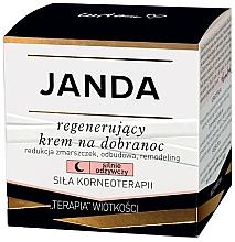 Parfums et Produits cosmétiques Crème de nuit à l'huile d'avocat - Janda Strong Regeneration Good Night Cream