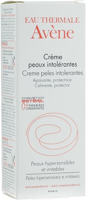 Crème peaux intolérantes, hypersensibles et irritables - Avene Peaux Hyper Sensibles Skin Recovery Cream — Photo N6
