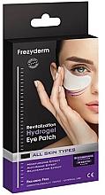 Parfums et Produits cosmétiques Patchs hydrogel pour contour des yeux - Frezyderm Revitalization Hydrogel Eye Patch