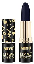 Parfums et Produits cosmétiques Rouge à lèvres mat - Miyo Lip Me Lipstick Belladonna