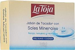 Parfums et Produits cosmétiques Savon aux sels minéraux - La Toja Salt Minerals Toilet Soap