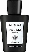 Parfums et Produits cosmétiques Shampooing et gel douche parfumé - Acqua Di Parma Colonia Essenza