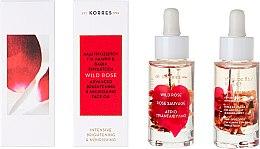 Parfums et Produits cosmétiques Huile à la rose sauvage pour visage - Korres Wild Rose Advanced Brightening & NourIshing Face Oil