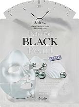 Parfums et Produits cosmétiques Masque tissu hydrogel Perle noire - Esfolio Hydro-Gel Black Pearl Mask