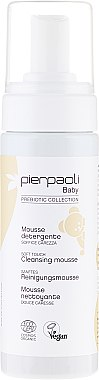 Mousse nettoyante à l'extrait de Buddleia - Pierpaoli Baby Care Cleaning Mousse — Photo N2