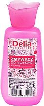 Parfums et Produits cosmétiques Dissolvant pour vernis à ongles - Delia No1 Nail Polish Remover