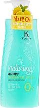 Parfums et Produits cosmétiques Après-shampooing rafraîchissant aux algues et à l'essence de citron - Kerasys Naturing Refreshing Conditioner