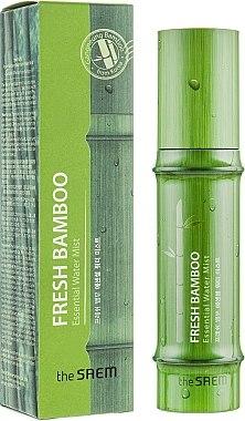 Brume visage et corps à l'eau de bambou - The Saem Fresh Bamboo Essential Water Mist