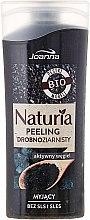 Parfums et Produits cosmétiques Gommage lavant à grains fins, Charbon actif - Joanna Naturia Peeling