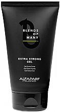 Parfums et Produits cosmétiques Gel coiffant, fixation extra forte - Alfaparf Milano Blends Of Many Extra Strong Gel