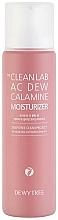 Parfums et Produits cosmétiques Crème à la calamine pour visage - Dewytree The Clean Lab AC Dew Calamine Moisturizer