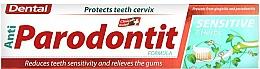 Parfums et Produits cosmétiques Dentifrice anti-parodontit aux 7 herbes - Dental Anti-Parodontit Sensitive 7 Herbs