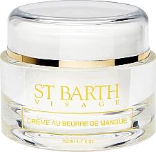 Parfums et Produits cosmétiques Crème au beurre de mangue pour visage - Ligne St Barth Mango Butter Cream