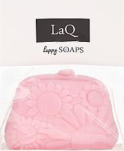 Parfums et Produits cosmétiques Savon artisanal à l'arôme de cerise, Porte-monnaie - LaQ Happy Soaps Natural Soap