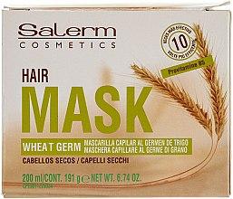 Parfums et Produits cosmétiques Masque à l'huile de germe de blé pour cheveux - Salerm Mascarilla Capilar