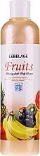 Parfums et Produits cosmétiques Gel douche relaxant aux extraits de fruits - Lebelage Relaxing Fruits Body Cleanser