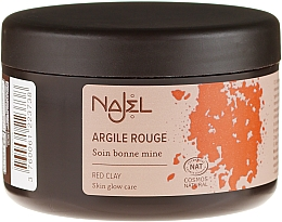 Parfums et Produits cosmétiques Argile rouge en poudre - Najel Red Clay For Healthy Glow
