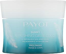 Parfums et Produits cosmétiques Soin après-soleil en gelée pour corps - Payot Sunny Payot Refreshing Jelly Coco After-Sun Care