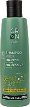 Shampooing à la bière, miel et chanvre - GRN Essential Elements Volume Shampoo Beer & Honey & Hemp Shampoo — Photo N1