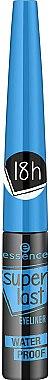Eyeliner liquide waterproof - Essence SuperLast Eyeliner Waterproof