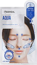 Parfums et Produits cosmétiques Masque pour visage - Mediheal Aqua Chip Circle Point Mask
