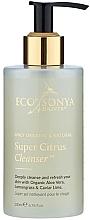 Parfums et Produits cosmétiques Gel douche à l'extrait d'aloe et citronnelle - Eco by Sonya Super Citrus Cleanser
