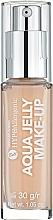 Parfums et Produits cosmétiques Fond de teint gel hydratant et matifiant hypoallergénique - Bell Hypoallergenic Aqua Jelly Make-Up