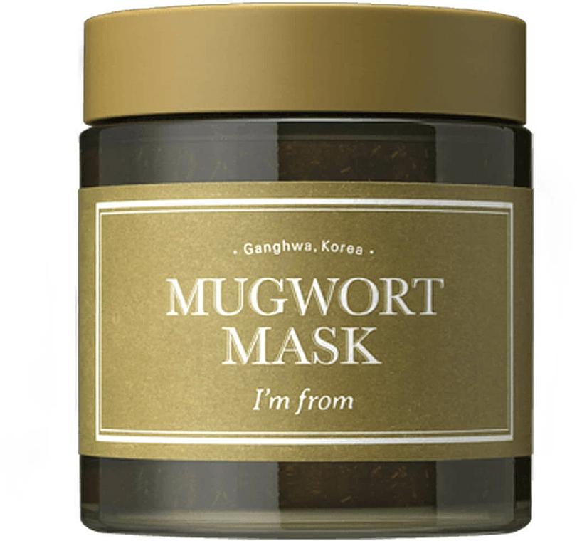 Masque à l'extrait d'absinthe pour visage - I'm From Mugwort Mask