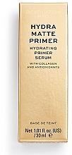Parfums et Produits cosmétiques Base de teint - Revolution Pro Hydra Matte Primer