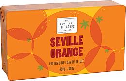 Parfums et Produits cosmétiques Savon de luxe - Scottish Fine Soaps Seville Orange Luxury Wrapped Soap