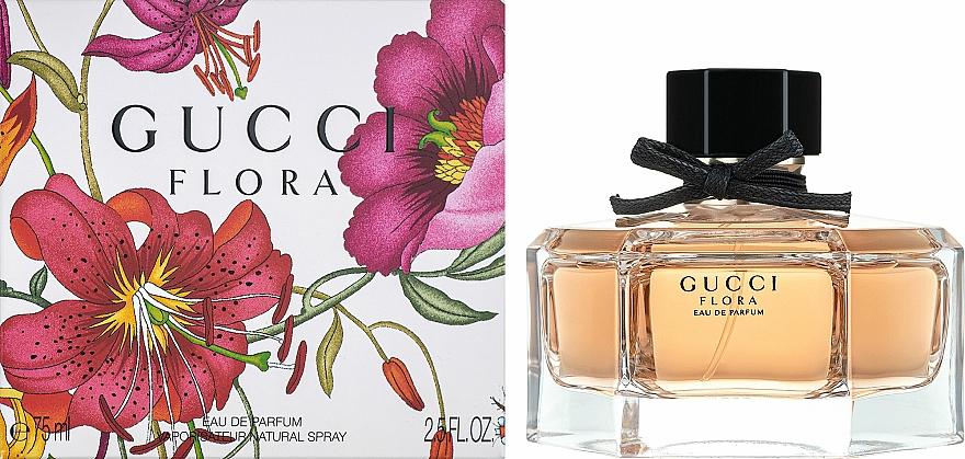 Gucci Flora by Gucci Eau de Parfum - Eau de Parfum — Photo N2
