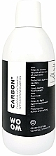 Parfums et Produits cosmétiques Bain de bouche au charbon actif - Woom Carbon+ Mouthwash with Whiteness Action