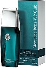 Parfums et Produits cosmétiques Mercedes-Benz Pure Woody - Eau de Toilette