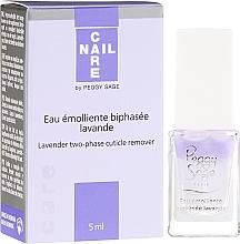 Parfums et Produits cosmétiques Soin émollient bi-phasé pour cuticules - Peggy Sage Lavender Two-Phase Cuticle Remover
