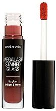Parfums et Produits cosmétiques Gloss à lèvres longue tenue - Wet N Wild Mega Last Stained Glass Lip Gloss