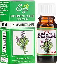 Parfums et Produits cosmétiques Huile essentielle de sauge 100% naturelle - Etja Natural Essential Oil