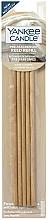 Parfums et Produits cosmétiques Bâtonnets parfumés - Yankee Candle Warm Cashmere Pre-Fragranced Reed Refill